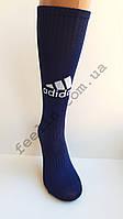 Гетры футбольные Adidas темно-синие