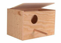 TRIXIE TX-5631 Домик для гнезда птиц TRIXIE Размер: 30х20х20см