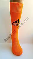 Гетры футбольные Adidas оранжевые