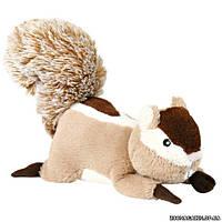 Trixie Белка - игрушка-пищалка для собак, 24см.