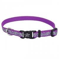 Coastal Lazer свето-отражающая шлея для собак, 1,6смХ20-30см