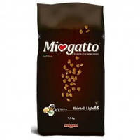 Morando Miogatto Hairboll Light - корм для выведения шерсти у кошек, 1.5кг