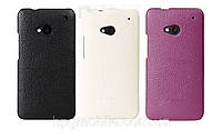 Чехол для HTC One M7 - Melkco Snap leather cover