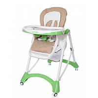 Детский стульчик для кормления Carrello Caramel (CRL-9501/1 Light Green)