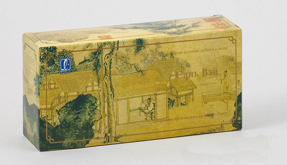 Китайський Чай «Сань Вей» Ліке (25 пакетів)
