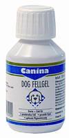 Canina Dog Fellgel витамины, добавка для кожи и шерсти собак (биотин + цинк), 100 мл.