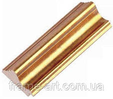 Багет Веррама 620 золото