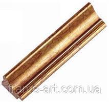 Багет Веррама 9039 золото