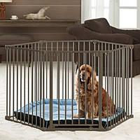 Вольер для щенков Savic Dog Park de luxe 75,5x67x18,5 см