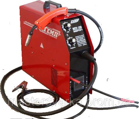 """Модульний зварювальний напівавтомат універсальний інверторного типу """"Темп"""" МПУ-180"""