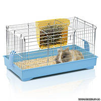 Imac КАВИА 1 (CAVIA 1) клетка для морских свинок и кроликов, пластик 58х31х31 см.