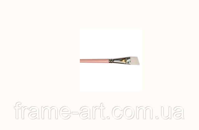 Синтетика угловая Flamingo 1023А №1/2 к.р.кисть KOLOS