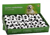 Pet Pro ФУТБОЛЬНЫЙ МЯЧ игрушка для собак и котов (длина 5,5 см)