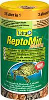 Tetra Reptomin Menu - Корм для черепах (250 мл)