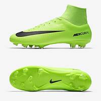 Футбольные мужские бутсы Nike Mercurial Victory VI DF FG, фото 1