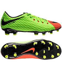 Футбольные мужские бутсы Nike Hypervenom Phelon III FG, фото 1