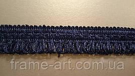 Бахрома 30мм Цвет-black ПВХ1117 16м