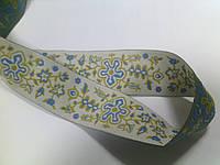 Прошва Украинская вышивка №23 30мм