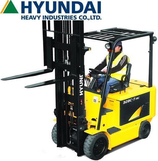 Электрический погрузчик Hyundai 25В-7