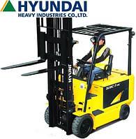 Электрический погрузчик Hyundai 25В-7, фото 1