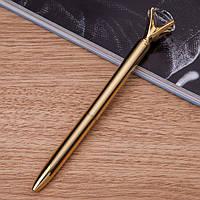 Оригинальная ручка в подарок с кристаллом Cristal