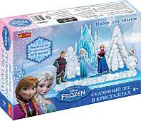 Сказочный лес в кристаллах Frozen (0326)