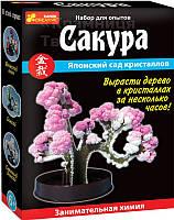 Дерево из кристаллов 'Сакура' (0350)