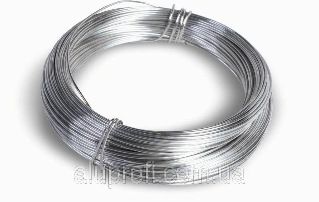 Проволока алюминиевая ф 2мм АД1М