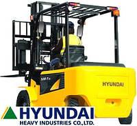 Электрический погрузчик Hyundai 40В-7, фото 1