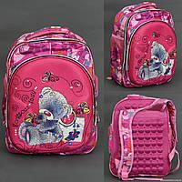 Рюкзак школьный каркасный Теди 555-433 ***