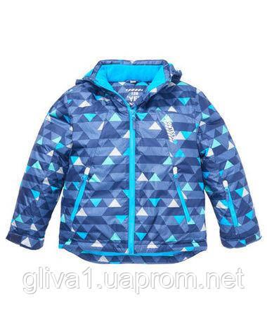 Куртка зимняя термо 128-140см YFK Германия