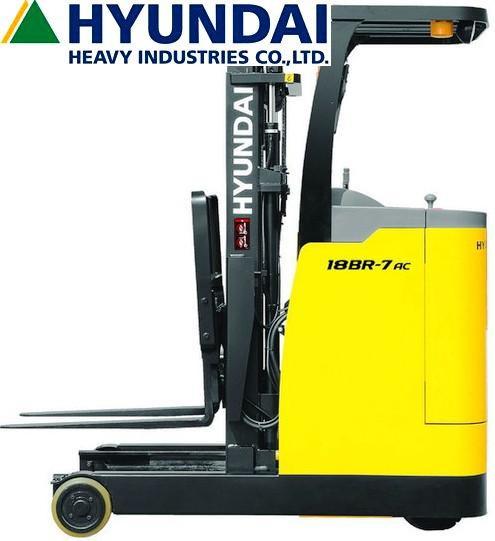 Ричтрак Hyundai 15BR-7