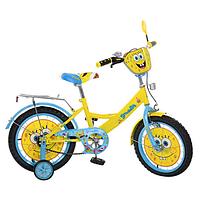 Детский велосипед двухколесный 16 дюймов SB164 Гупка Боб ***