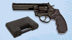 Револьвер под патрон флобера Ekol 4,5″ Black