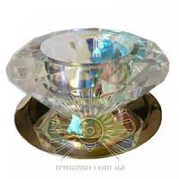 Спот Lemanso ST122 золото (multi color crystal) G4 описание, отзывы, характеристики