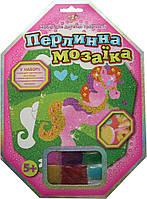 Набор для творчества Жемчужная мозаика ТМ 1 Вересня Лошадь 950506