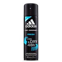 Adidas Fresh Cool&Dry дезодорант спрей, 200 мл