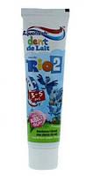 Aquafresh детская зубная паста (от 3 до 5) со вкусом жеват. резинки, 50 мл