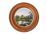 Тарелка подвесная Березы (Картины, панно)