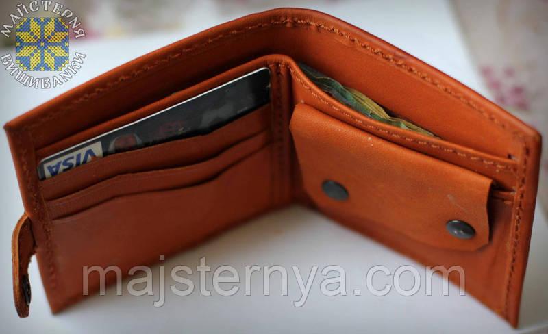Фото гаманця в розгорнутому вигляді