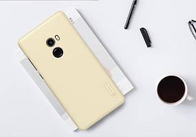 Чехол Nillkin Matte для Xiaomi Mi Mix 2 (+ пленка) Золотой
