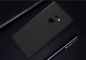 Чехол Nillkin Matte для Xiaomi Mi Mix 2 (+ пленка) Черный