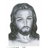 Бисерная заготовка ТО-026 - Иисус