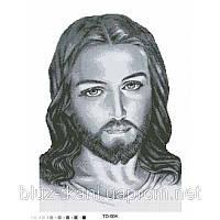 Бисерная заготовка ТО-027 - Иисус