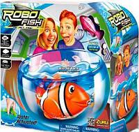 РобоРыбка с аквариумом Zuru RoboFish (Робофиш), фото 1