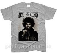 Jimi Hendrix 01 Футболка