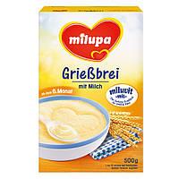 Milupa Miluvit Grießbrei mit Milch - Каша манная с молоком с 6 месяцев 500 г