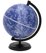 Глобус 220 мм. звездного неба украинский язык 210029 Марко поло