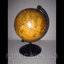 Глобус Поверхні місяця 16см Украина 10562