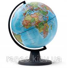 Глобус политический 16 см. 132026  украинский язык